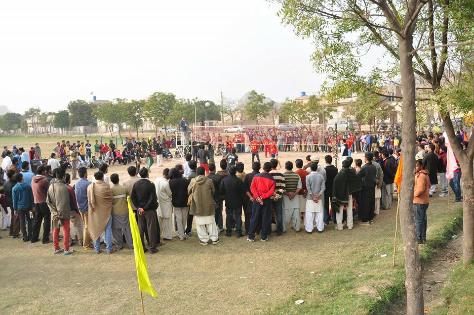 All Rabwah  Ilmi & warzashi rally held by Majlish Khudam Ul Ahmadiyya Maqami Rabwah
