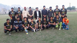 All Rabwah Masroor Cricket League won by Team Nasir in a thrilling final