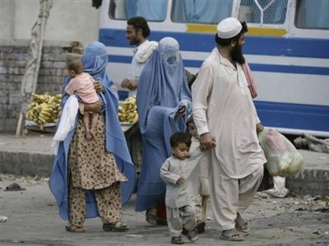 Pakistan is giving shelter to the highest number of refugees