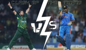 Arch rivals Pak- India will battle today in Asia cup