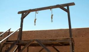Pakistan hanged 324 criminals In 2015