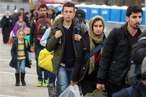 Application for asylum will be answered right at registration