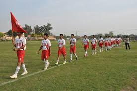 Majlis Khudam Ul Ahmadiyya Maqami organizing All Rabwah football Tournament