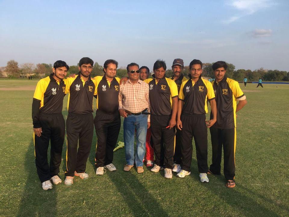 Masroor hard ball cricket championship super 4 stages