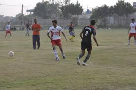All Rabwah Football Tournament; Yaman Block Beats Rehmat Block