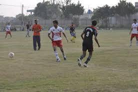 All Rabwah Football Tournament; Yaman Block Beats Rehmat Block