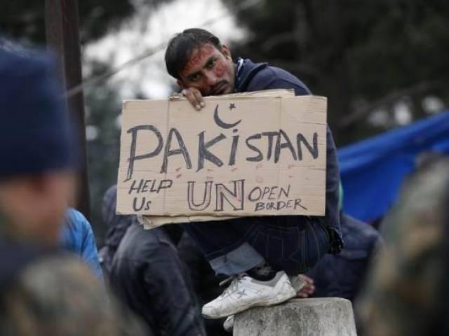 England deports 42 Pakistanis on Wednesday