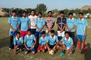 All Rabwah Block vise football tournament; Darul Rehmat beats Yaman A to reach in the final