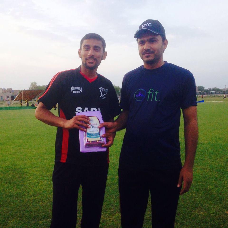 Masroor hard ball cricket championship