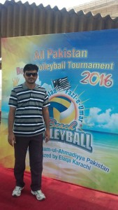 All Pakistan Beach volleyball tournament has won by Lahore