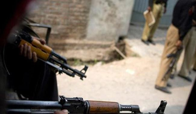 Police has killed six terrorists in counter in Lahore