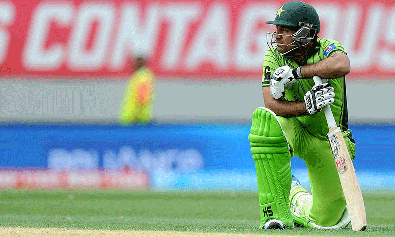 'Sarfraz must be given time to settle as a leader' says Waqar Younis
