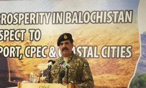 RAW is trying to destroy the peace in Pakistan says Army Chief