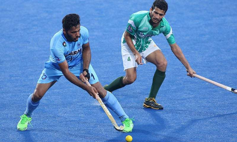 Pakistan faces 5-1 defeat against India in Azlan Shah hockey tournament