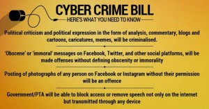 People of Rabwah should be careful as using social media platforms after the launching of cybercrime bill