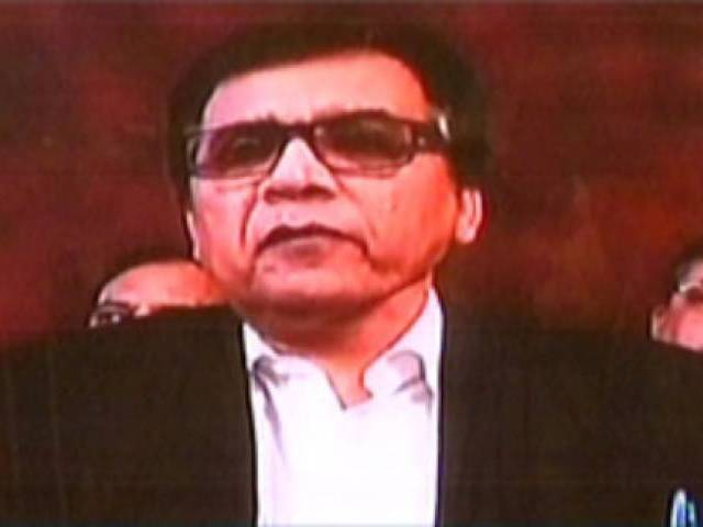All charges against Altaf are fake says Nadeem Nusrat