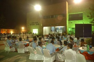Annual dinner of Nasir High School