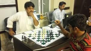 All Rabwah Chess tournament