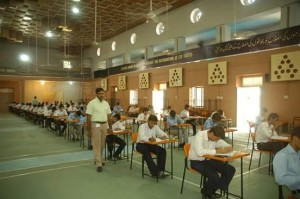Annual Exams of Agha Kahn board have started in the schools of Rabwah