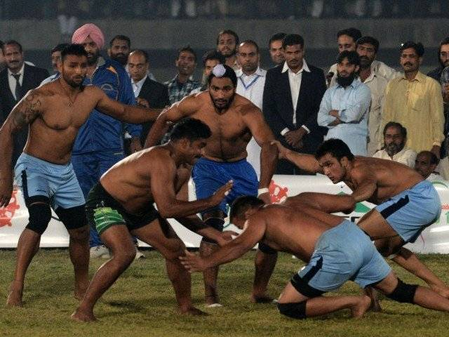Pakistan beats India to become the Champion of Asia Kabbadi Cup 2016