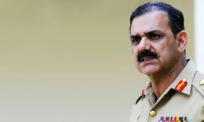 ISPR confirms the dismissal of Army officers