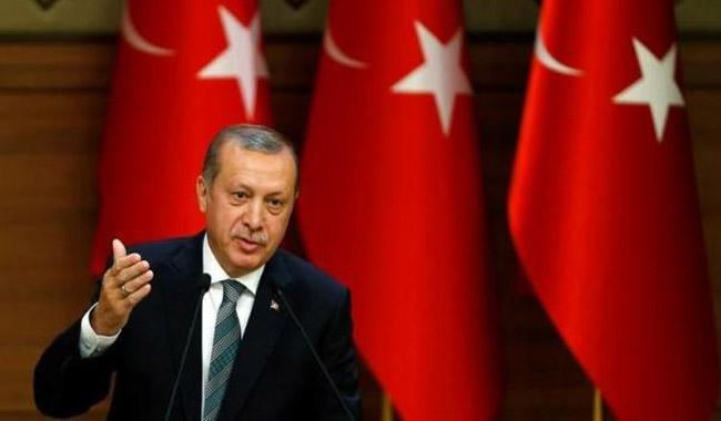 Turkish President warns European Union