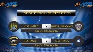 Nazarat Taleem; Semifinals of Futcel league will be played on Saturday