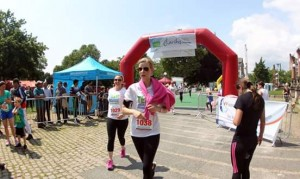 Jamat Ahmadiyya Germany Organized 10th Charity walk in Wiesbadan Germany