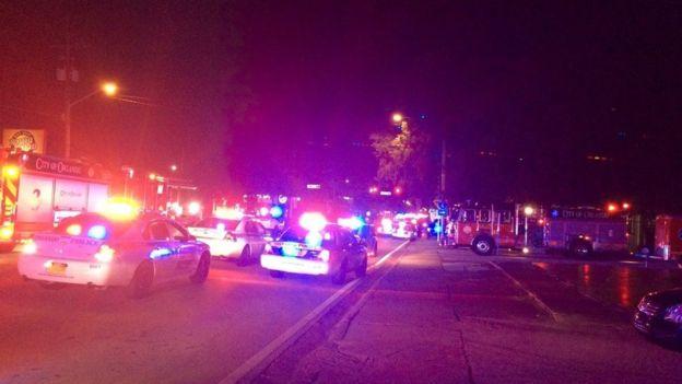 Jamat Ahmadiyya Phoenix Chapter USA gathered to honor and pray for Orlando victims