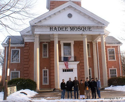 SA: Harrisburg; Ahmadiyya mosque to hold prayer for peace