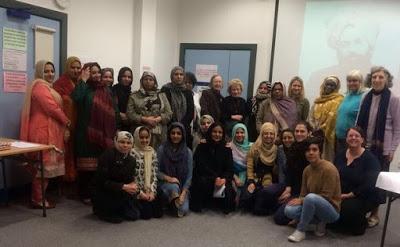 UK: Ahmadiyya Muslim Women held a seminar on Women rights in Islam