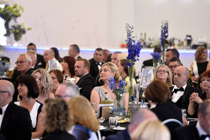 The Spirit of Cumbria Awards at The Garden at Eden, Newby Grange near Carlisle. The awards to celebrate the efforts of those during the Cumbria floods caused by Storm Desmond in December 2015: 1 July 2016 STUART WALKER