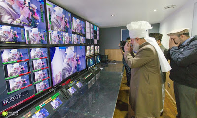UK: Khalifa of Islam launches MTA International Africa TV