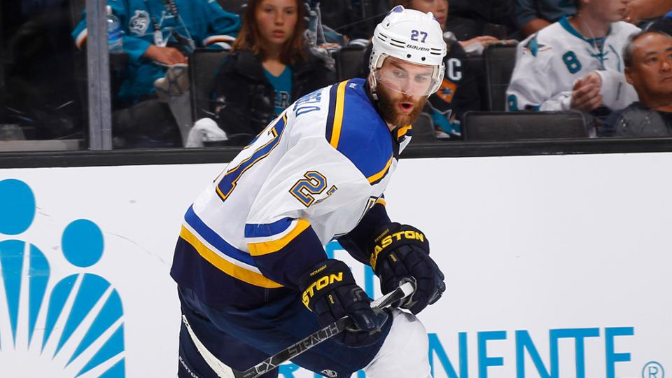 Alex Pietrangelo focused on training for World Cup
