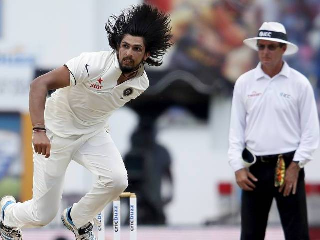 India's Sharma out of first Test against New Zealand