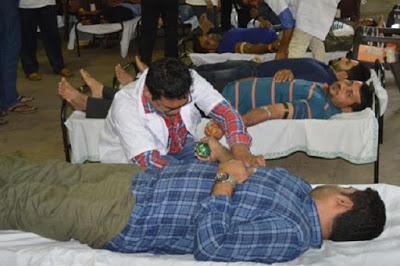 India: Ahmadiyya Blood donation camp marks World Peace Day in Telangan