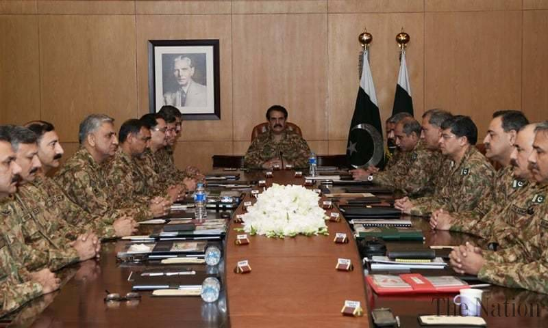 Army takes notice of India's 'hostile narrative'