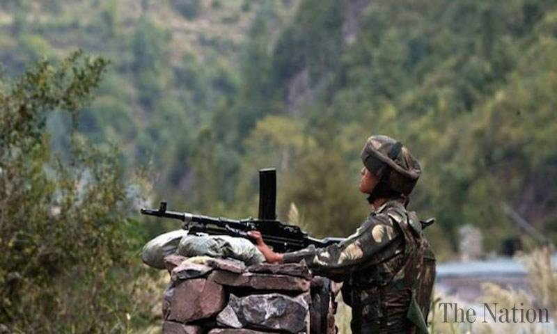 Indian Army, battalions along LoC, IAF airbases, on western front on 'full alert, TOI