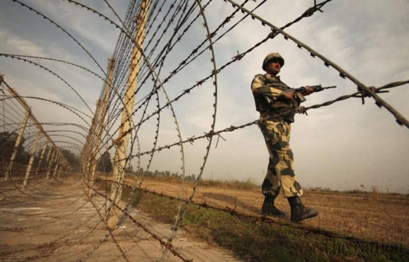 Indian Army foils 'infiltration bid' in Uri sector