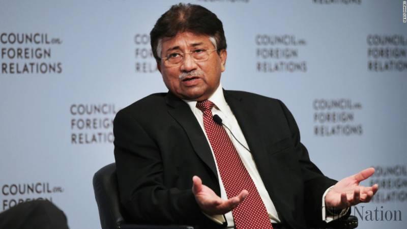 Musharraf Warns of Pak Counter Strike If India Retaliates For Uri Attack