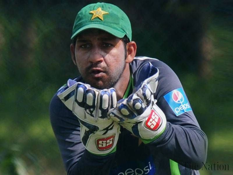 Sarfraz elated after finishing on a high