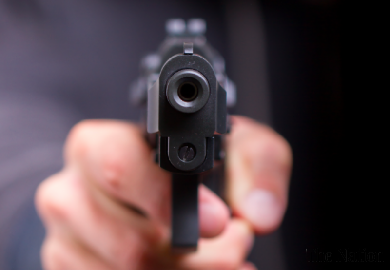 SBP senior vice president gunned down