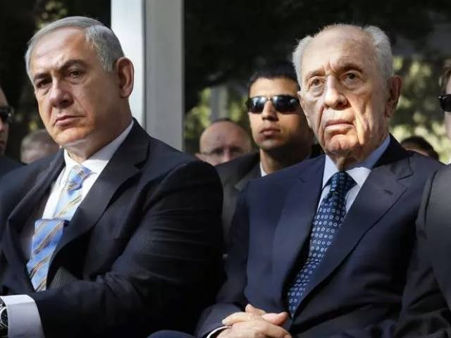 Deceased Israeli statesman Shimon Peres stopped attack on Iran