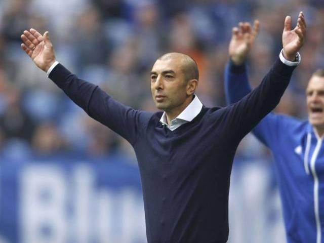 Aston Villa sack coach Di Matteo
