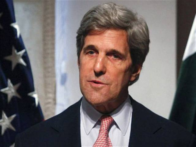 Kerry urges Taliban to reach peace with Kabul