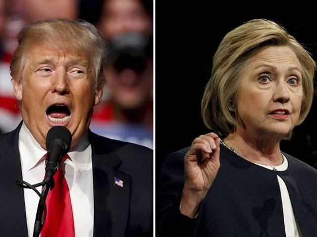 With one month to go, US election is Clinton's to lose