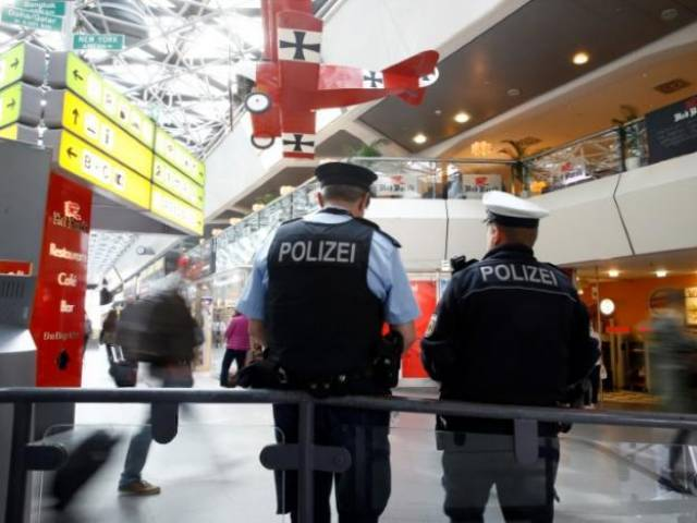 German police say arrested Syrian bomb plot suspect
