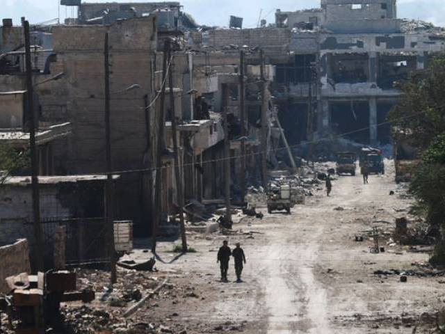 At least 10 people killed in blast in northern Syria: Observatory