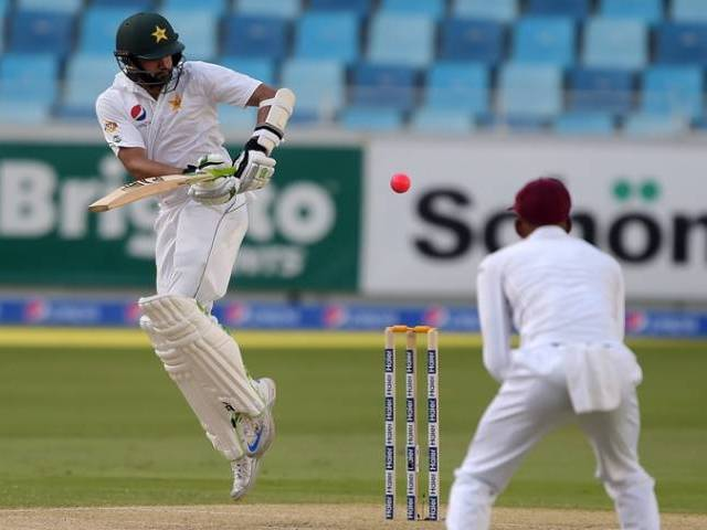 Pakistan start strong against West Indies in first day-night Test