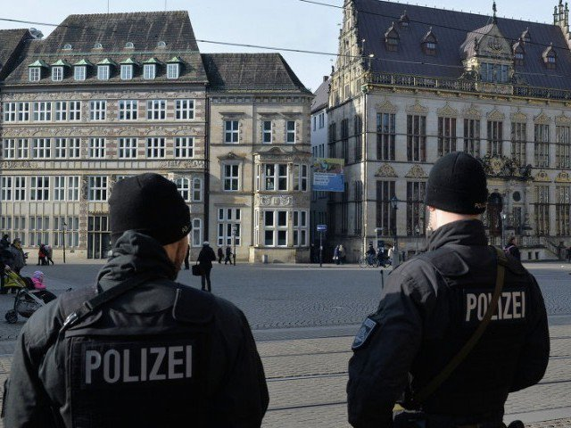 Teen girl stands trial for 'Islamic State' police stabbing in Germany